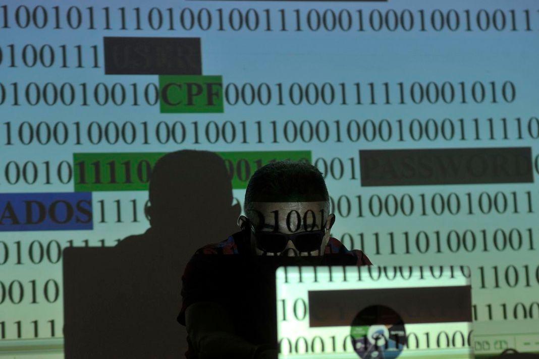 Site do Detran hackeado