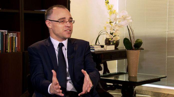 André Luiz Mendonça, advogado-geral da União, é o entrevistado do programa Impressões