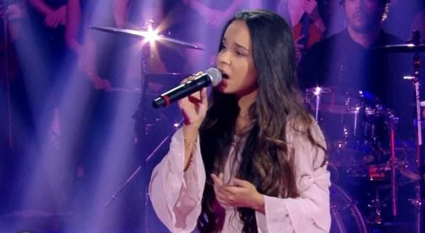 Pollyana Caires the voice brasil