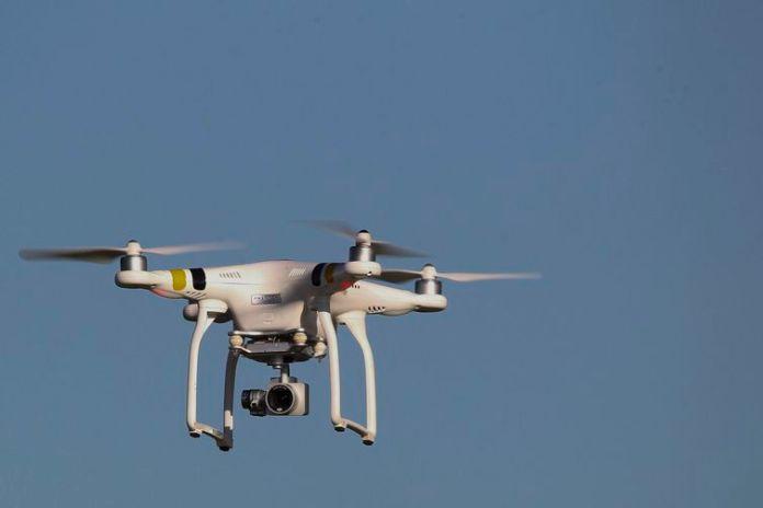 Drone é usado para monitoramento no campo e nas cidades