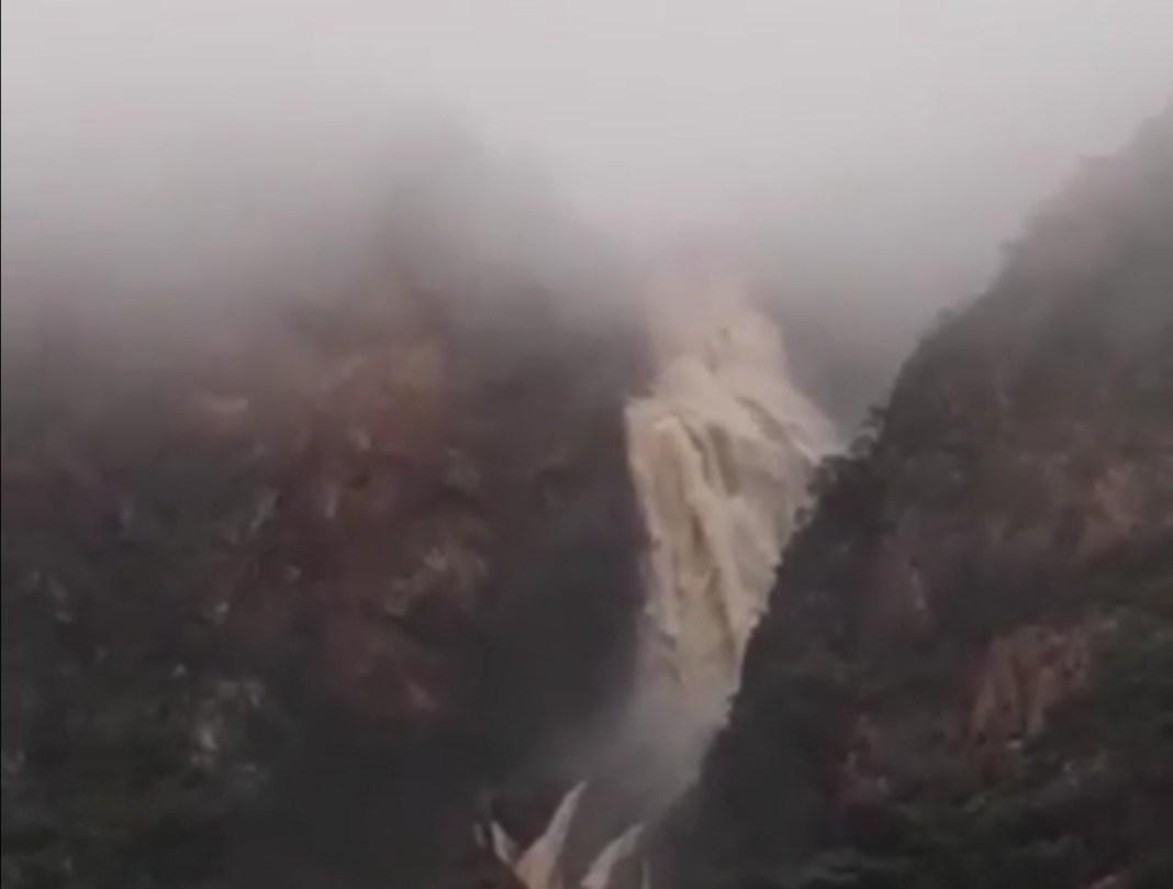 Cachoeira Veu de Noiva livramento de nossa senhora brumado