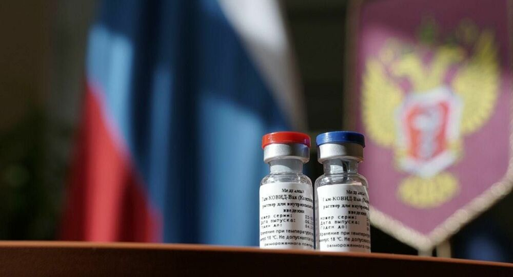 Primeiro lote da vacina russa é liberado para utilização civil