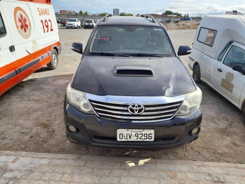 Leilão de veículos da prefeitura de guanambi