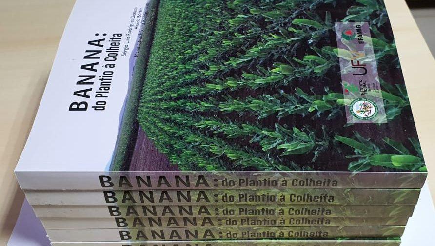 Livro sobre cultivo da bananeira