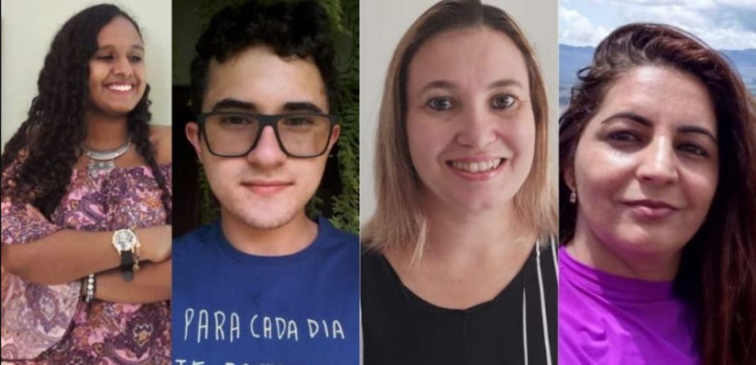 finalistas da 10ª Olimpíada Brasileira de Saúde e Meio Ambiente