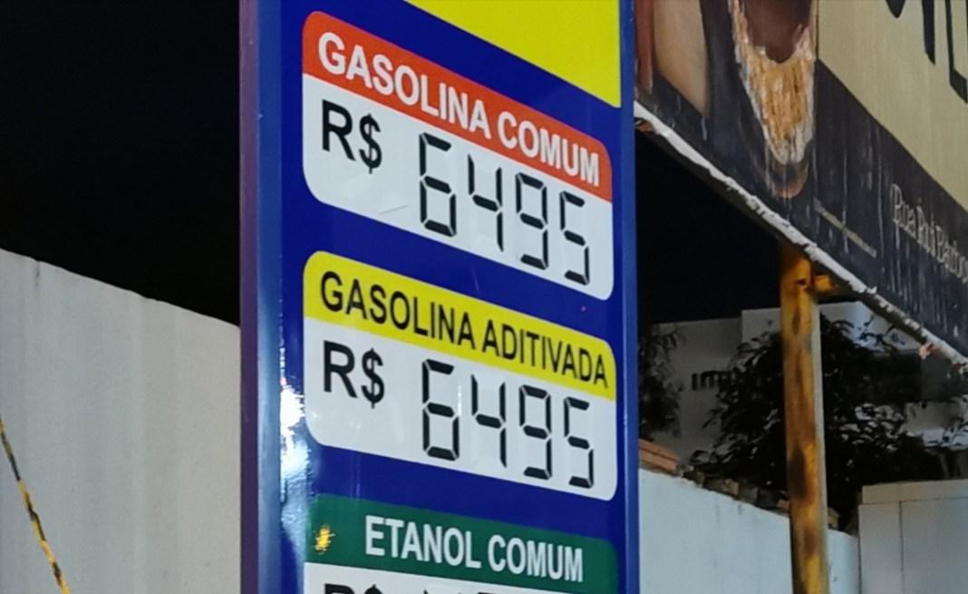 Combustíveis Gasolina Guanambi