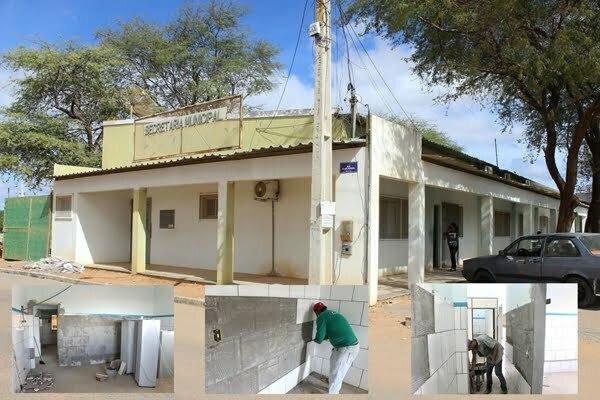 Reforma da Secretaria de Assistência Social de Guanambi será concluída em dezembro