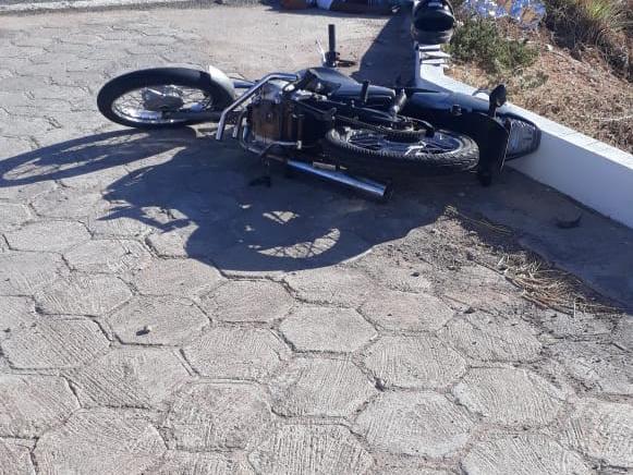 Colisão entre carro e moto deixou um morto e um ferido em Riacho de Santana
