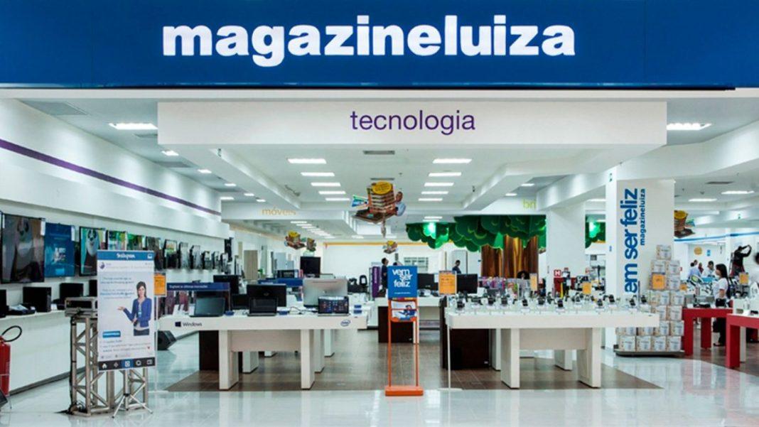 Magazine-Luiza empregos