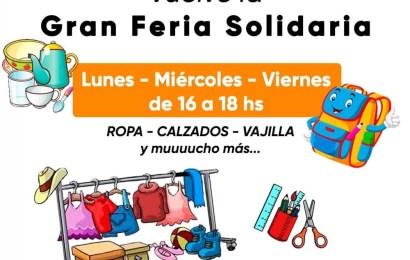 Rotary Club anunció la vuelta de la Feria Solidaria
