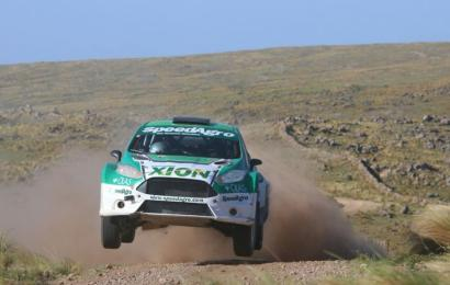Campeonato Argentino de Rally: Nicolás Díaz se consagró campeón
