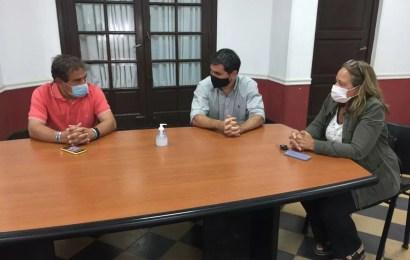 COVID en Rojas: Hubo reunión para analizar situación