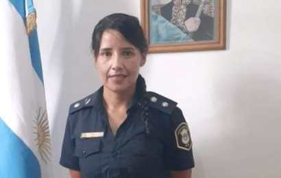 Comisaría de la Mujer: Silvina Troncoso es la nueva titular