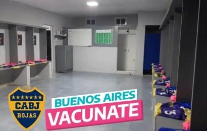 COVID: Boca instará a que sus deportistas estén vacunados