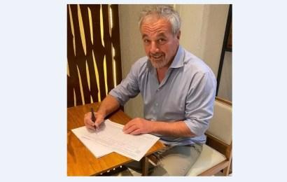 Claudio Rossi será precandidato a diputado