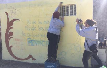 Crean nuevo mural para recordar a Úrsula
