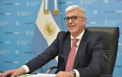 Domínguez propuso recuperar el objetivo de alcanzar las 70 millones de toneladas de soja