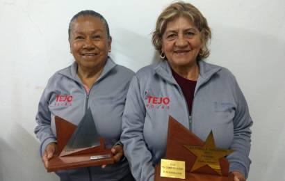 Tejo: Destacada tarea de rojenses en Junín