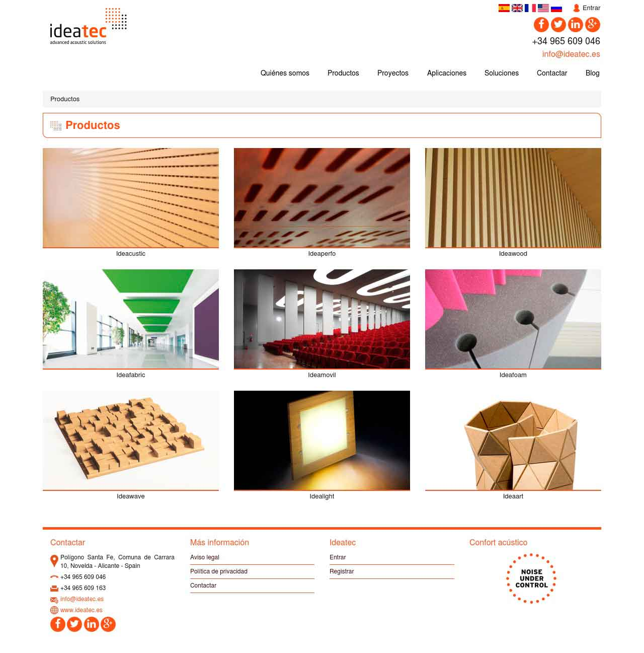 Agencia Sidecar ideatec-productos-agencia-sidecar Ideatec