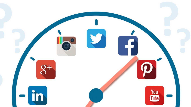 Publicar en Redes Sociales ¿Cuá es el mejor horario? - Agencia Sidecar