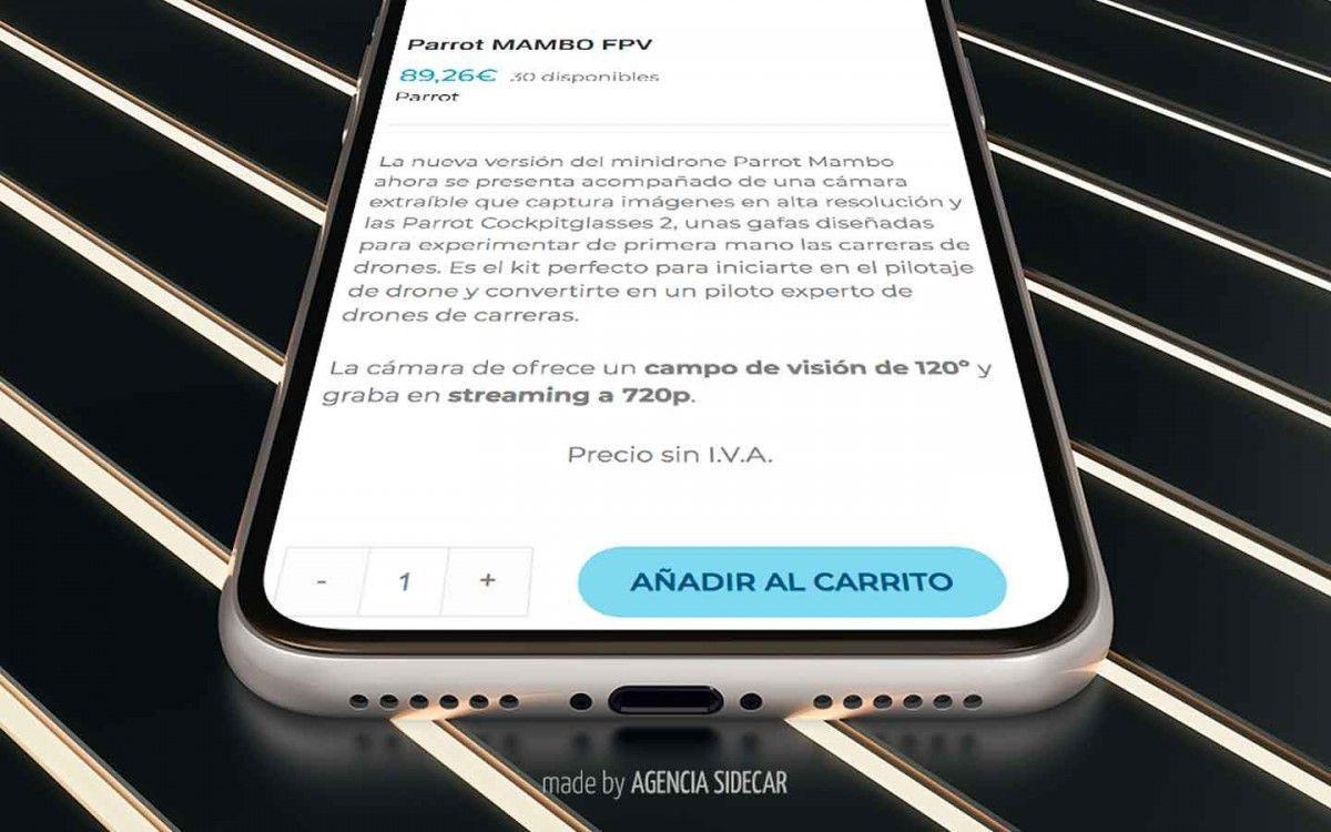 Agencia Sidecar agencia-sidecar-portfolio-latiendadedrones-2 latiendadedrones.es