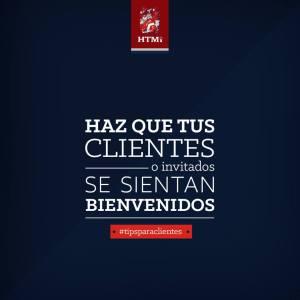 Post Facebook HTMi haz que tus clientes se sientas bienvenidos