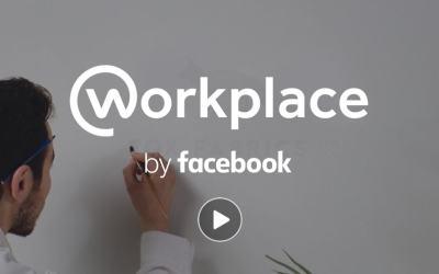 Workplace la nueva plataforma de Facebook para manejar el flujo de trabajo en las empresas