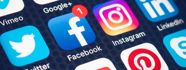 redes sociais brasil