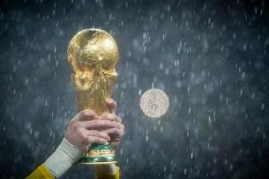 Content marketing: Puchar za zdobycie mistrzostwa swiata w pilce noznej