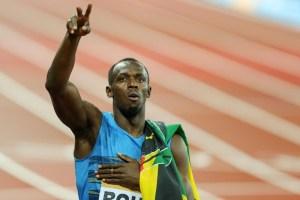 Serwis zdjeciowy: Usain Bolt diamentowa liga