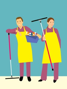 together cleaning the house 2980867 1920 1