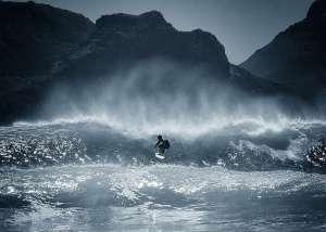 Kommetjie Surfer