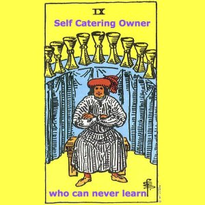 cape town self catering home owner