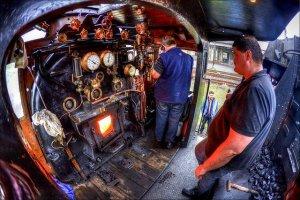 Steam train photos cape town simonstown