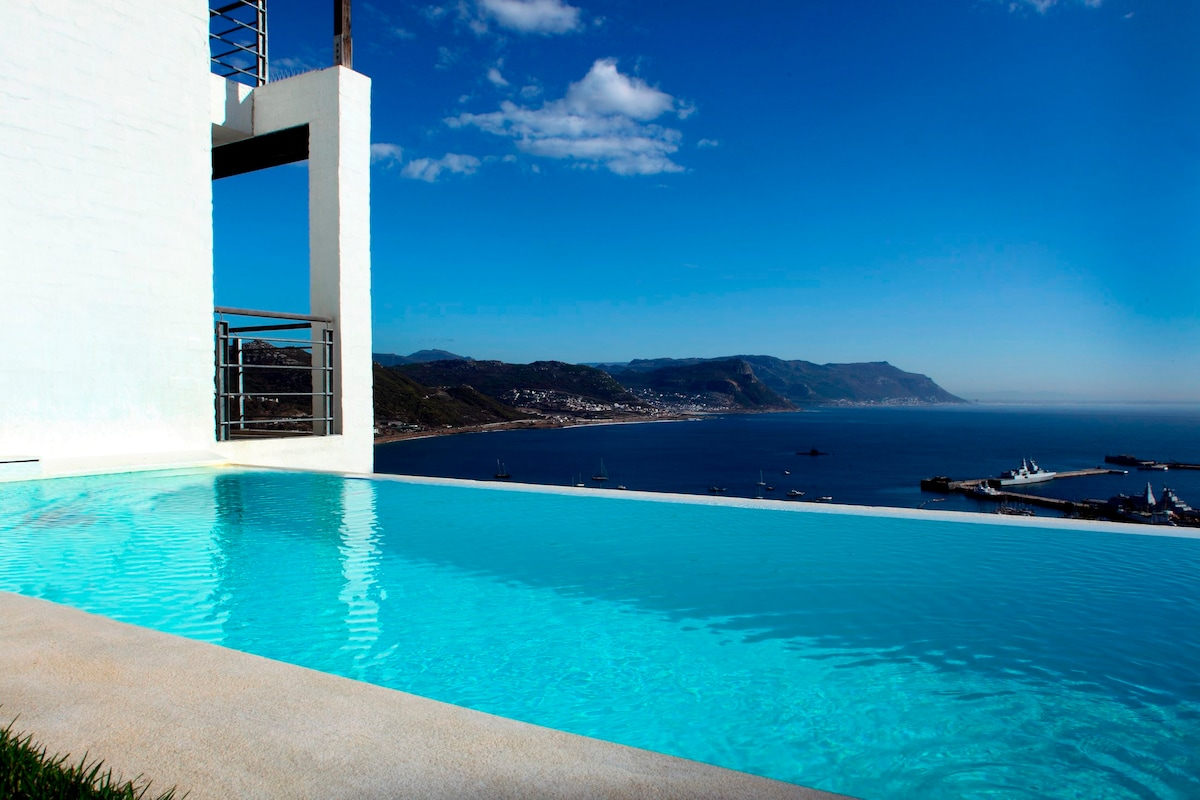 4 bedroom holiday houses in simonstown cape town