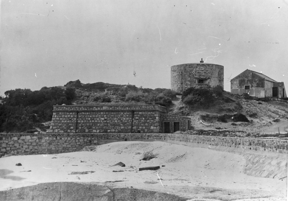 A short history of Simon's Town's famous Martello Tower