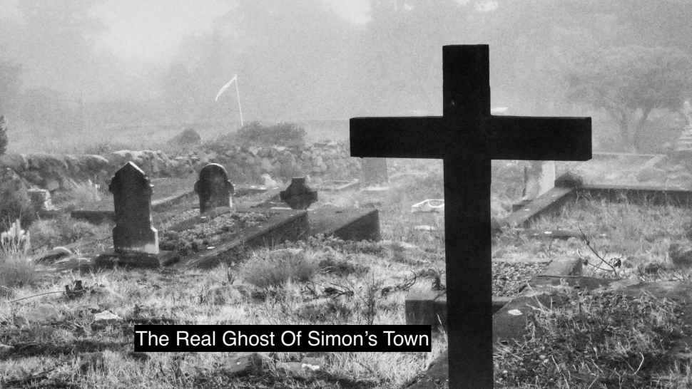 Things to Do: Real Ghosts Of Simons Town even a tour
