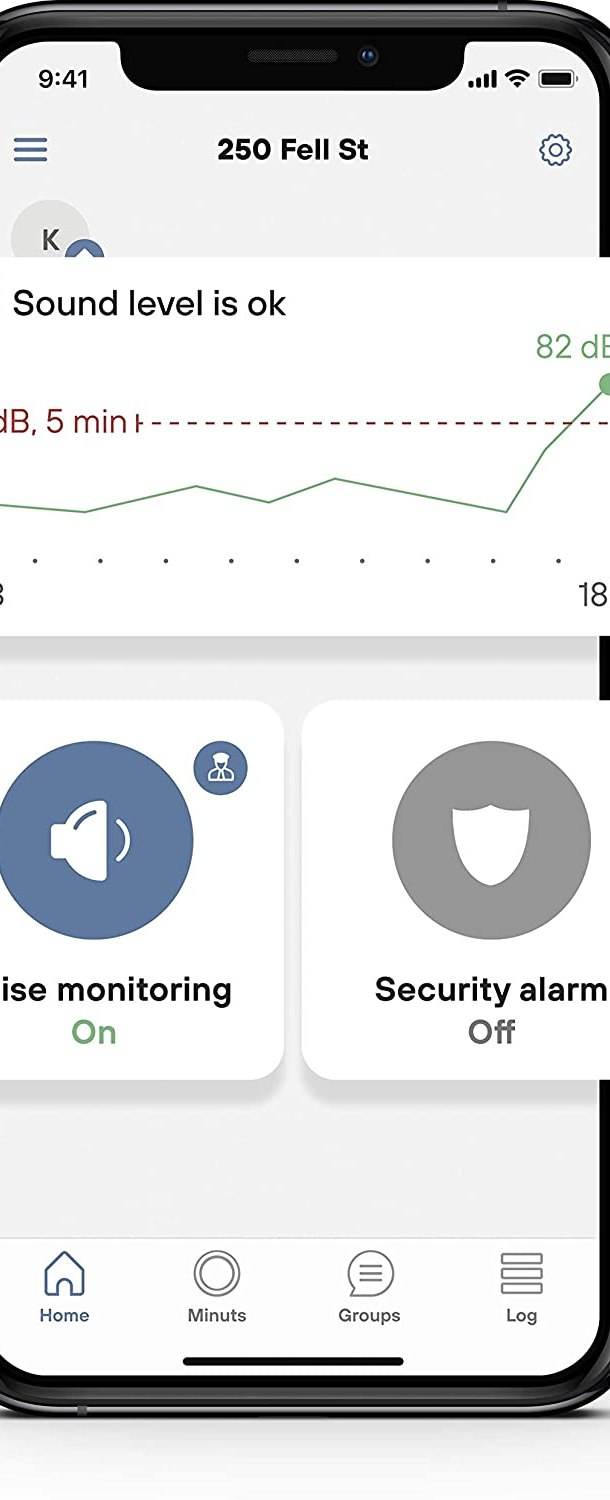 Measure Noise App: Airbnb No Parties Or Events Policy