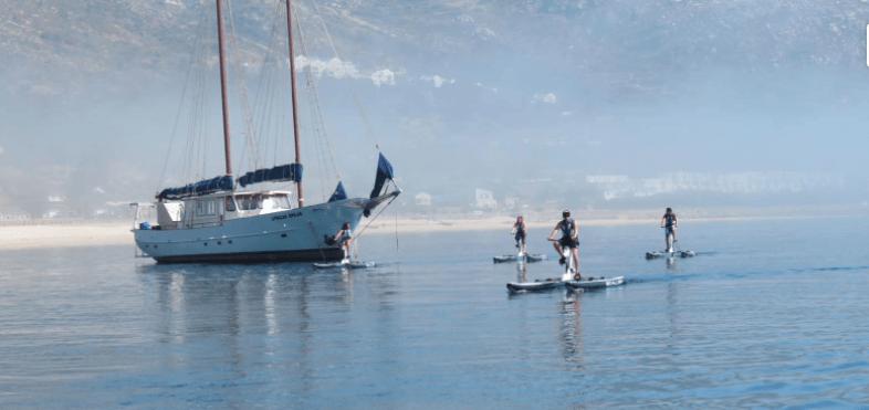 Water Biking Tour In Simons Town things to do