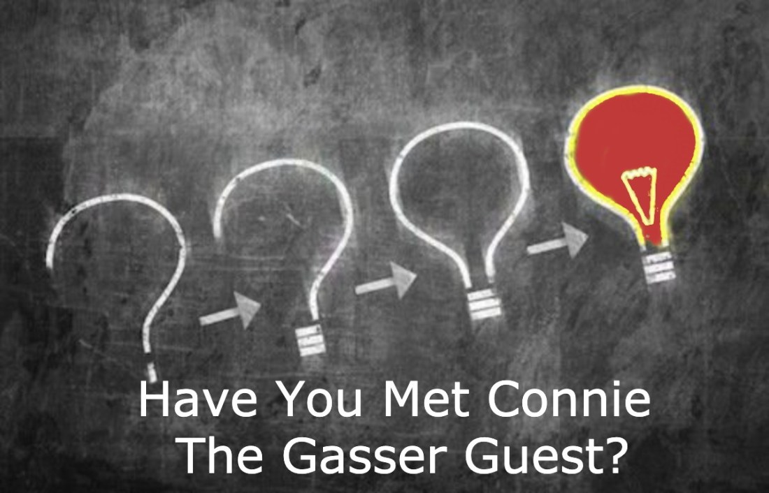 Connie the gasser guest