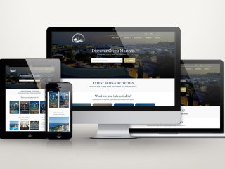 Greek Marinas Web site