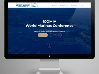 ICOMIA World Marinas Conference 2018 Website