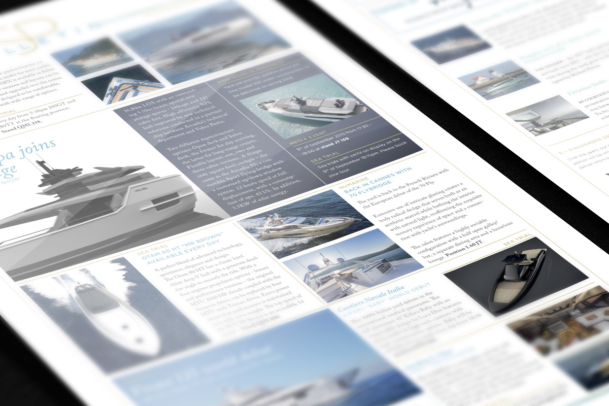 SP Bulletin Cannes Yachting Festival