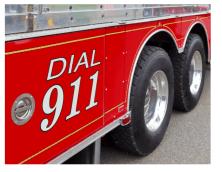 911 Fire Truck