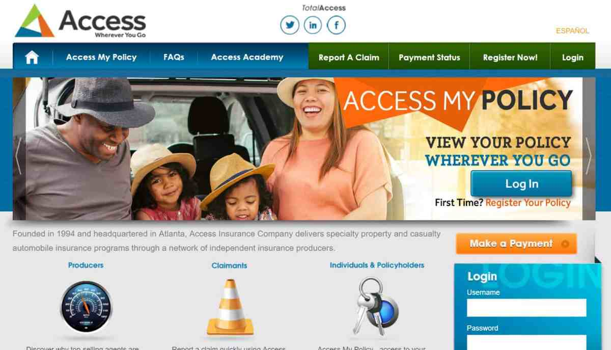 Access Holdco Enters Mass. Marketplace With Purchase of Occidental's Mass. Non-Standard Auto Insurance Book