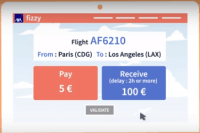 AXA Insurance Tests First Smart Insurance Contract Paying Automatically For Flight Delays