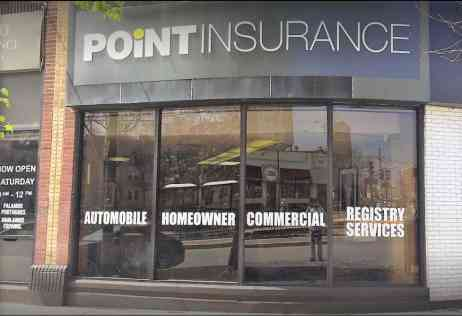 Office signe of Point Insurance the Insurance Agency that lost its appeal against the Arbella Mutual Insurance Company