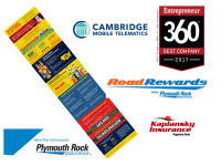 Agency Checklists, MA Insurance News, Mass. Insurance News, Plymouth Rock, Cambridge Mobile Telematics, CMT distracted driving study, Kaplansky Insurance