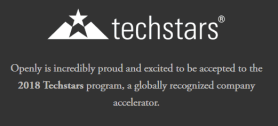 Agency Checklists, MA Insurance News, Mass. Insurance News, Techstars, openly techstars 2018