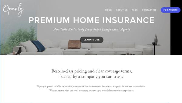 Agency Checklists, Insurtechs in Boston, Homeowners Insurtech Startups